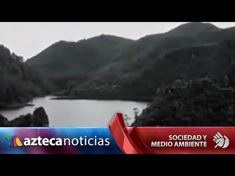 Lagunas de Montebello contaminadas: lanzan plan de restauración
