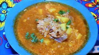 Суп харчо в мультиварке./ Как приготовить суп харчо в домашних условиях ./ Харчо рецепт .