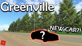NEW CARS?! || ROBLOX - Greenville Beta