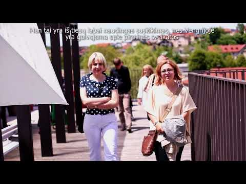 HoCare: Thematic workshop on Home Care in Slovenia (Lithuanian subtitles)