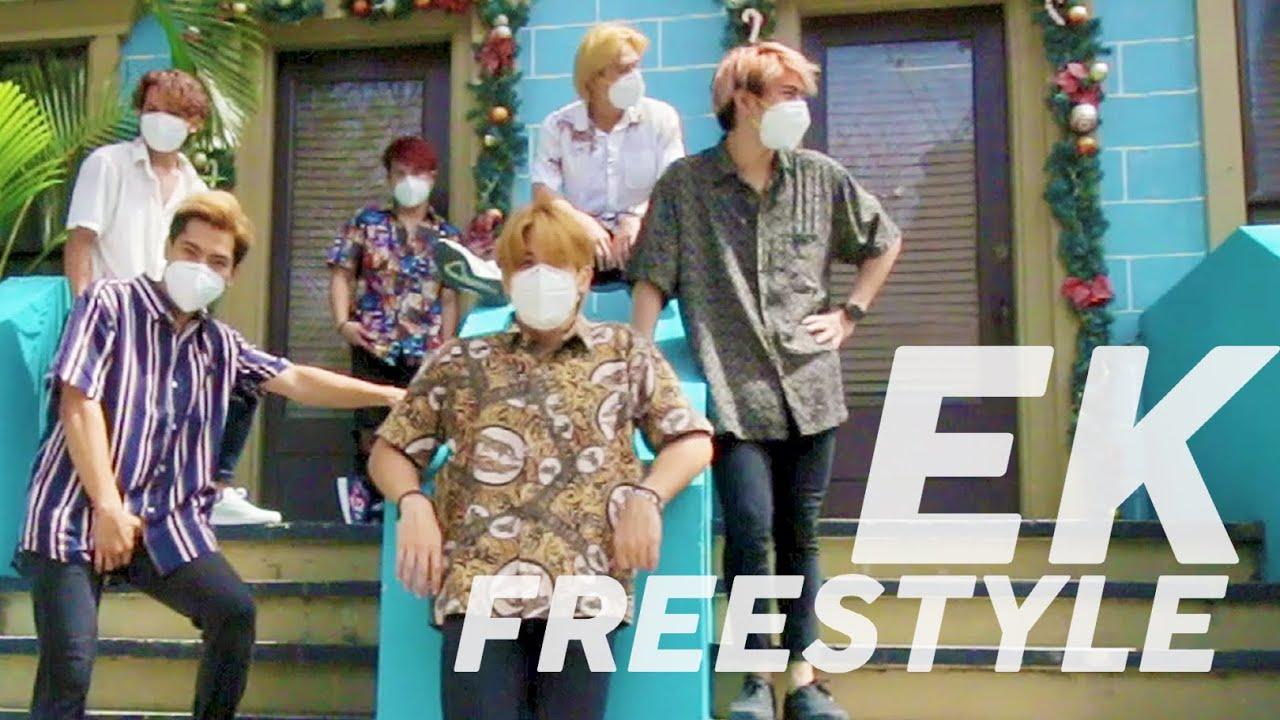 [1ST.ONE] EK FREESTYLE