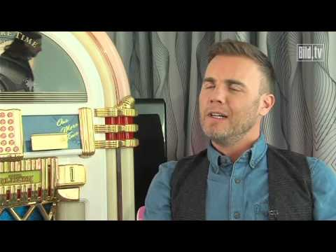 Gary Barlow - Since I Saw You Last - Interview in Germany