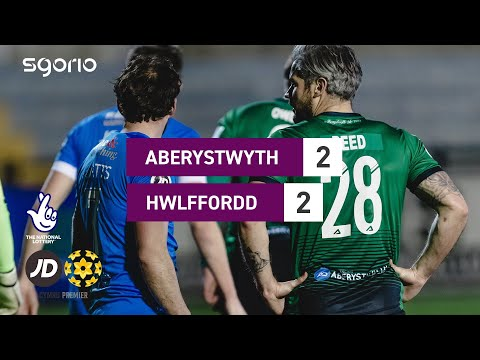 Aberystwyth Haverfordwest Goals And Highlights