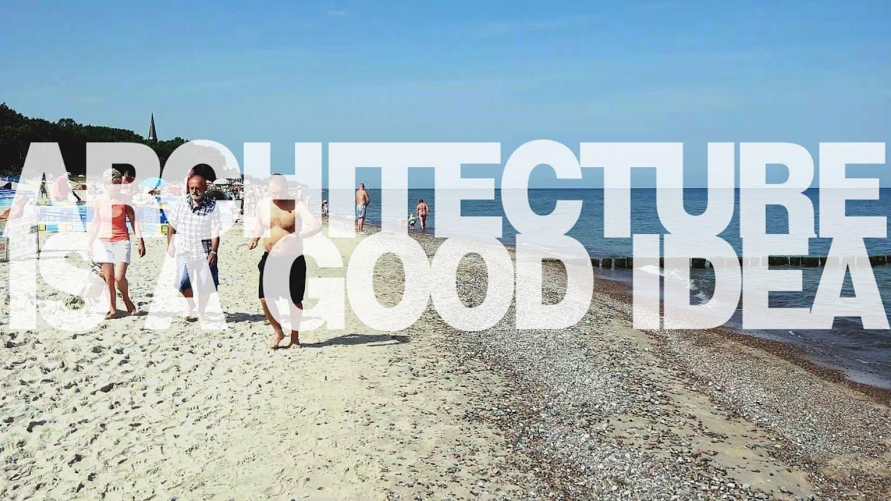 Parawaning, czyli miasto w pigułce | Architecture is a good idea