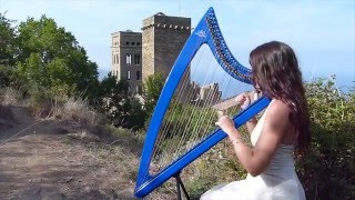 The Misty Mountains Cold -The Hobbit - harp / harpe