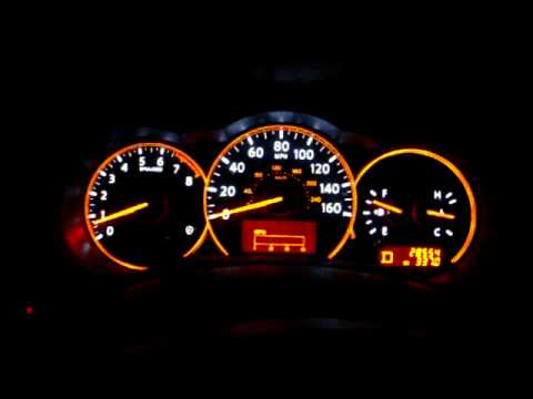 2008 Nissan Altima Coupe 3 5 CVT 0 60 Launch