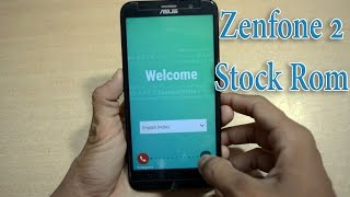 Asus Zenfone 2 : How to Install Stock Rom