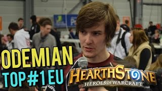 Hearthstone - Odemian top 1 Eu - Commenté par Torlk - Epic