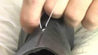 Внутренний шов в обуви(Все уроки на сайте: http://mastervlad.ucoz.ua/, 2013-03-30T13:25:47.000Z)