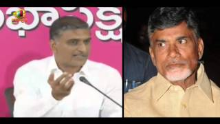 CM KCR Funny Comments On Minister Harish Rao & KTR