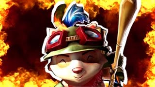 TEEMO der TEUFEL! | League of Legends | Funny Moments