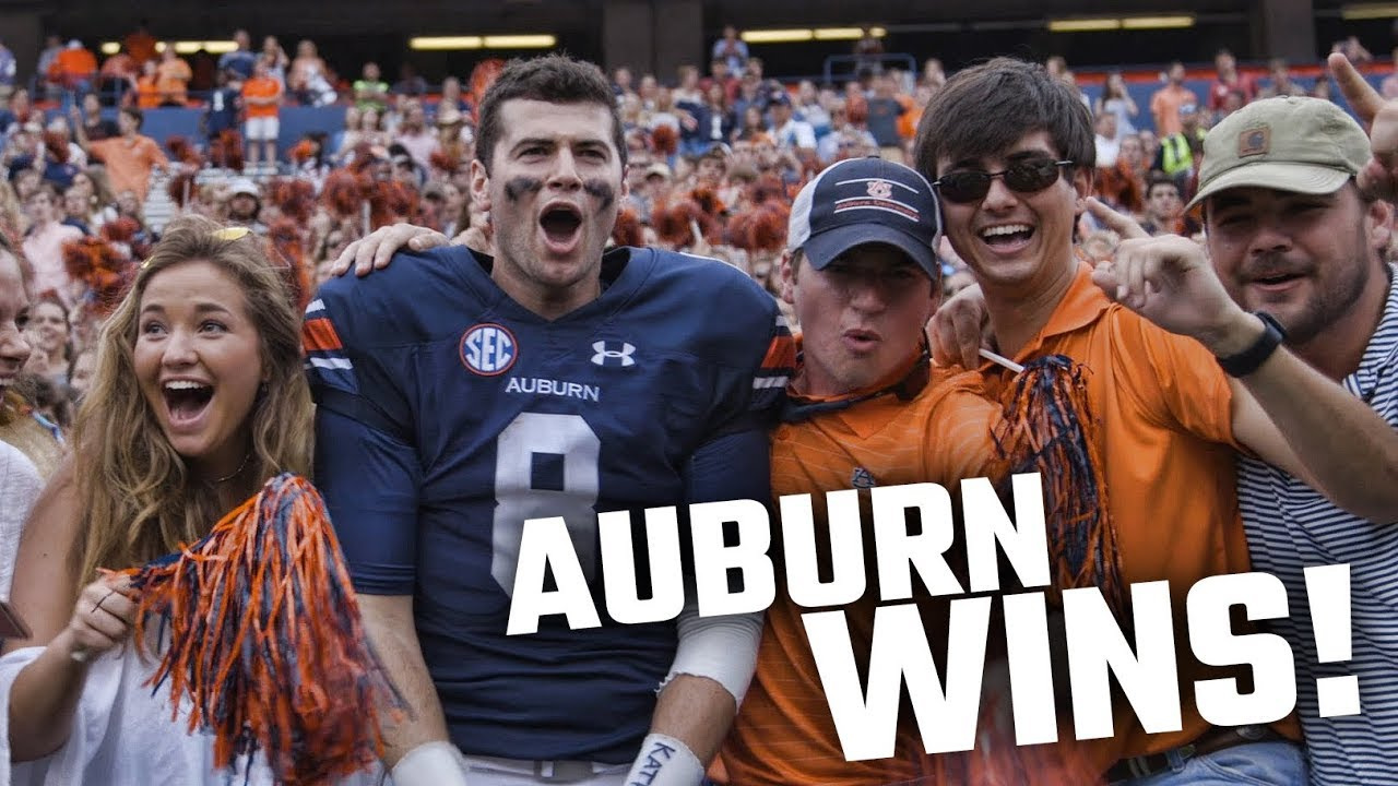 Auburn football players call out their own fans after home win vs. Ole ...