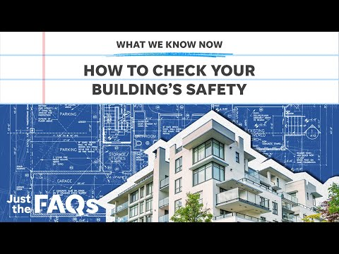 Building safety you should know following Surfside condo collapse | Just the FAQS