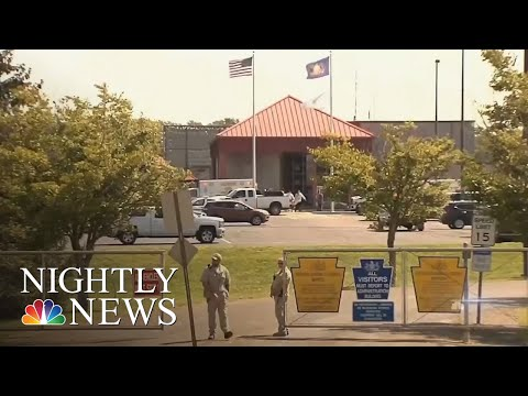 Multiple Prison Employees Sickened In Pennsylvania And Ohio | NBC Nightly News
