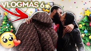 SURPRISING MY BOYFRIEND WITH A BIRTHDAY GET AWAY!! | VLOGMAS DAY 6