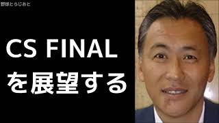 気の早い日本シリーズは西武と?西武の弱点・・・ □広島カープ最新動画↓...
