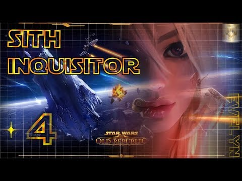 Star Wars The old Republic |#4| Sith Inquisitor | deutsch | Story | HQ