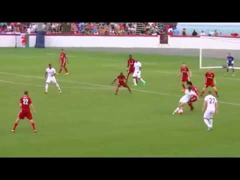 Richmond Kickers vs Swansea City AFC Full Match