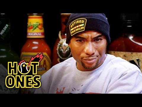 Download Youtube: Charlamagne Tha God Gets Heated Eating Spicy Wings | Hot Ones
