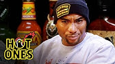 Charlamagne Tha God Gets Heated Eating Spicy WingsHot Ones