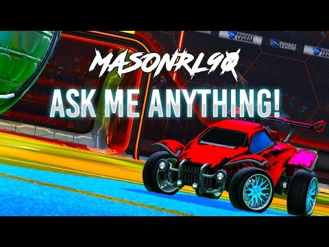 Ask Me Anything! LIVE Q&A with Mason :)