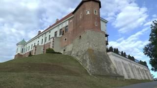Spacerem przez Sandomierz. Walk through Sandomierz.