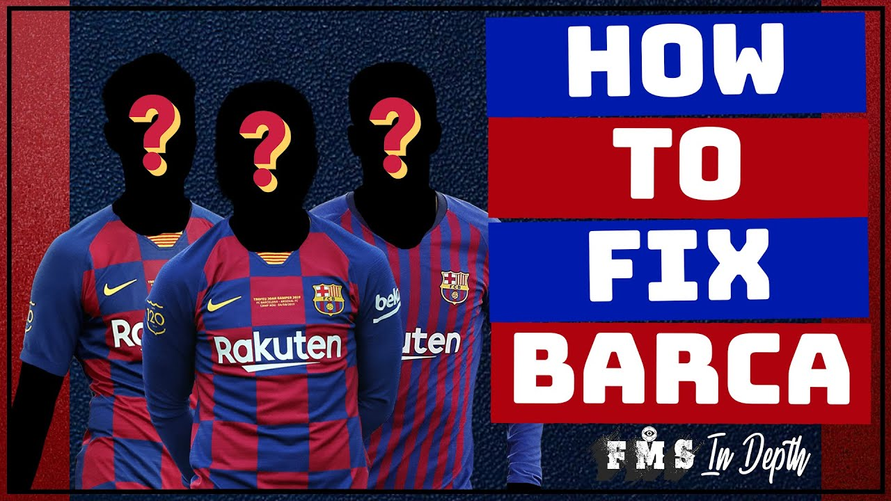 Download How To Fix Barcelona | The First Steps To Recovery | Who Barcelona Should Sign |
