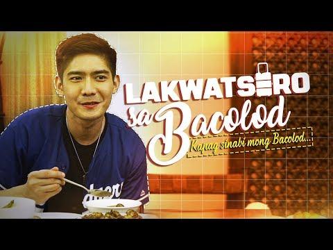 Lakwatsero sa Bacolod: Halina sa food trip