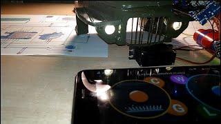 УрАЛ 375 RC освещение повороты Радио управление от телефона WiFi