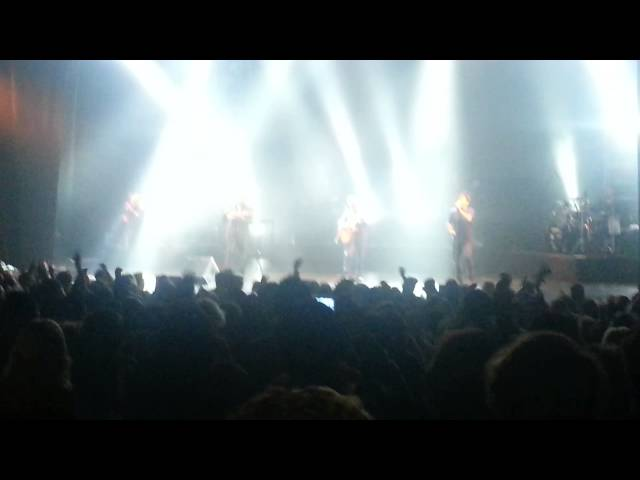 Los nocheros Gran Rex 06/10/2013 Travel Video