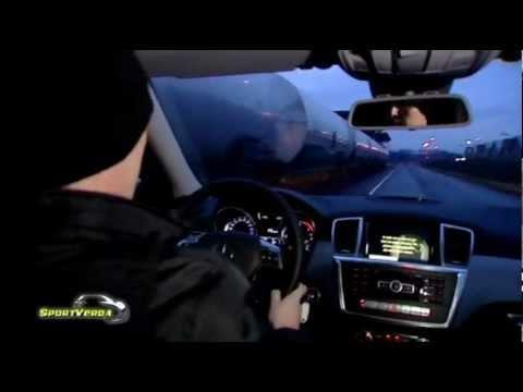 Mercedes ML - Horpáczi István, Tordai István (SportVerda)