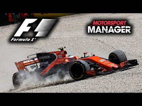 PRESSURE ON TO NOT GET FIRED | F1 Motorsport Manager PC