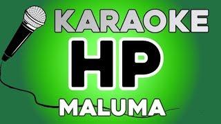 Maluma - HP KARAOKE con LETRA
