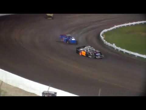 Sport Mod Heat 4 @ Farley Speedway 10/20/17