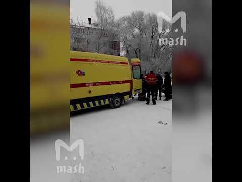 Видео задержания организатора резни в школе в Перми. Лев Биджаков