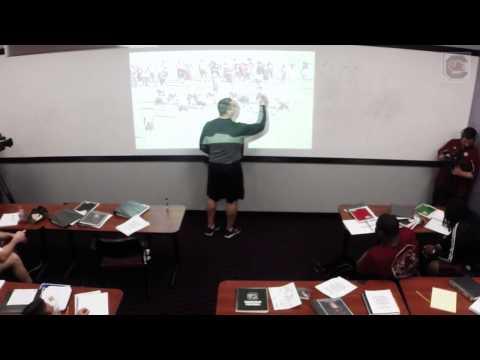 Wired: Co-Offensive Coordinator/Offensive Line Coach Shawn Elliott
