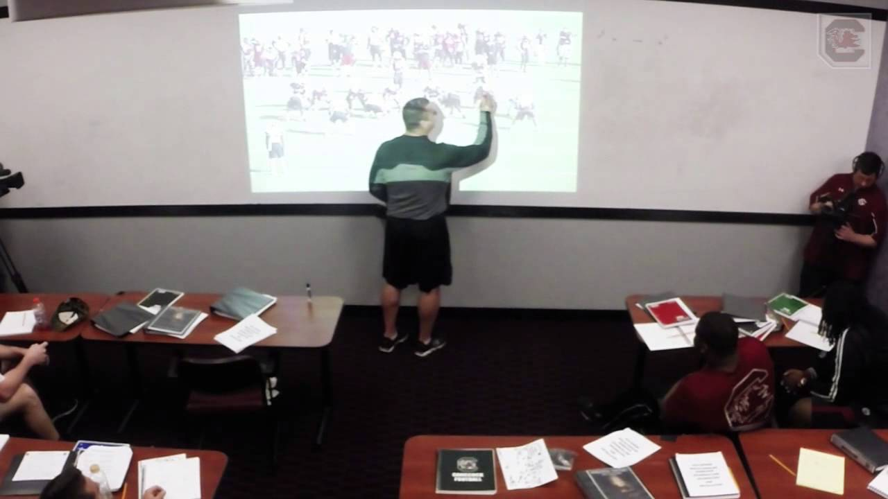 Wired: Co-Offensive Coordinator/Offensive Line Coach Shawn Elliott ...