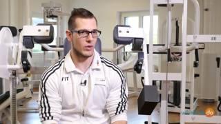 Ramon Fischer - Fitnessinstruktor - Genossenschaft Migros Ostschweiz