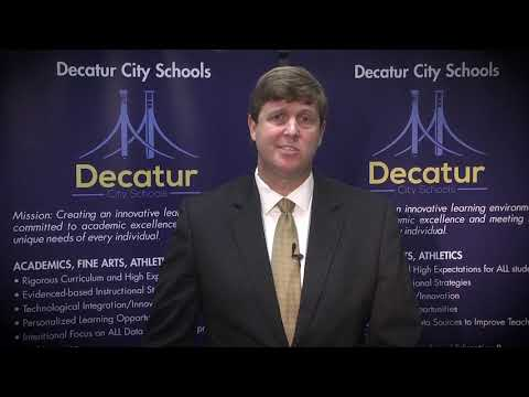 Decatur City Schools Re-opening Plan 2020