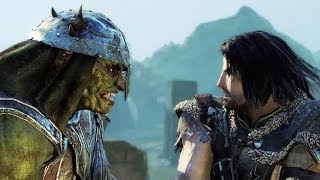 SHADOW OF MORDOR Gameplay Trailer [E3 2014]