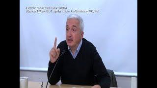 08-10-2017 Müzzemmil Suresi (1-7 Ayetler)- Prof Dr Mehmet OKUYAN – Deva Vakfı Tefsir Dersleri