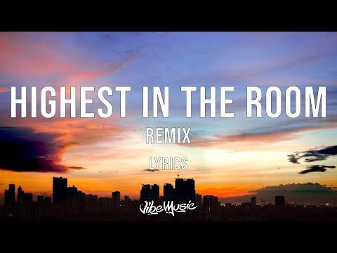 Travis Scott – HIGHEST IN THE ROOM (Remix – Lyrics) ft. ROSALÍA, Lil Baby
