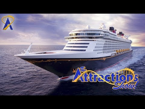 The Attractions Show! - Disney Cruise Line; Lunar New Year; latest news