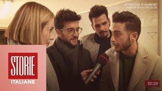 Sanremo 2019, è polemica su Il Volo? - Storie italiane 07/02/2019