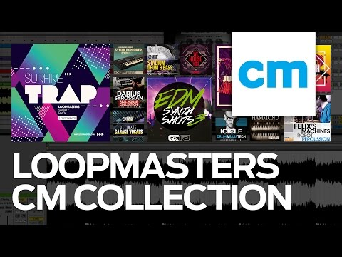 Build a track with Loopmasters samples