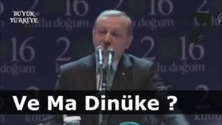 Recep Tayip Erdoğan'ın  Ağlatan Konuşması