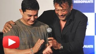Aamir Khan Impressed With Jackie Shroff39s TOP 5 Witty Answers