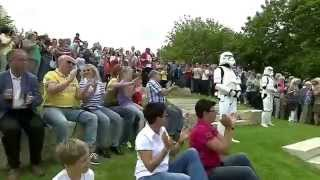 Carl Douglas   Kung Fu Fighting ZDF Fernsehgarten   18 MAY 2014
