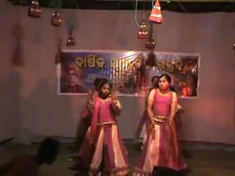 Annual function 2007 vsk dumuduma bhajan dance  haye re mo kala kanchan.DAT