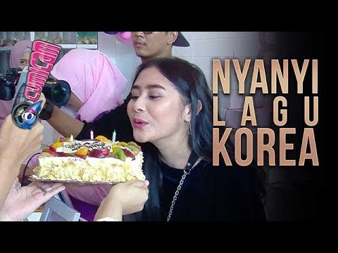 Prilly Nyanyi Lagu Korea, Fans Langsung Baper - Cumicam 16 Oktober 2017